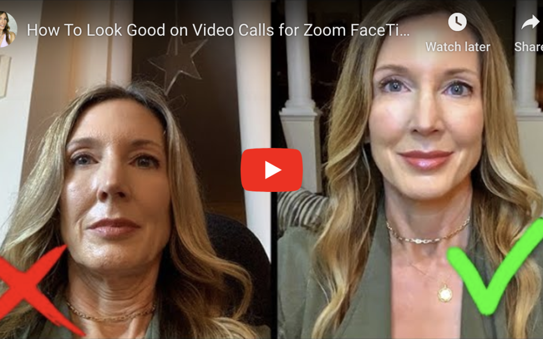 Ladies How to Look Fabulous on Zoom