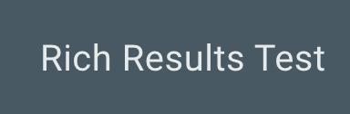Rich Results test google structured data