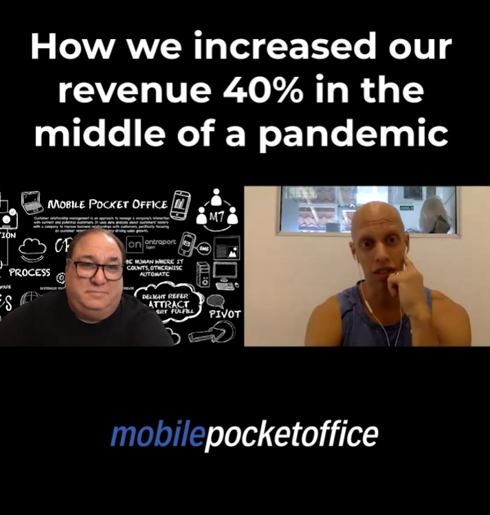 How we increased our revenue 40% in the middle of a pandemic